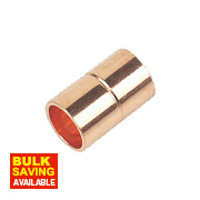 End Feed Straight Couplers 8mm Pack of 20