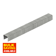 Tacwise Heavy Duty Staples Galvanised 10 x 10.6mm 5000 Pack