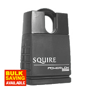 Squire Steel Padlock 67mm