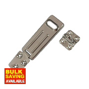 Smith & Locke Hasp & Staple 118mm