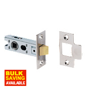Eclipse Tubular Latch Polished Nickel Effect 63mm