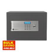 Yale YSM/250/EG1/B Certified Home Security Safe 18.6Ltr