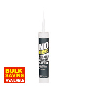 No Nonsense Builders Silicone Brown 310ml