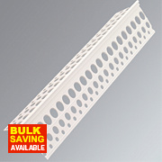 External Render Corner Bead 10-12mm x 2.5m 5 Pack