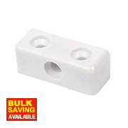 White Assembly Joint Pack of 10