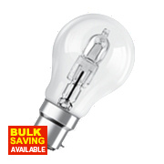 Osram GLS Classic ECO Superstar GLS Halogen Lamp BC 46W