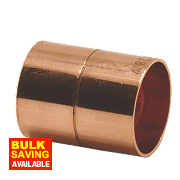 Yorkshire Endex NS12 Couplings 22mm Pack of 5