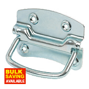 Chest Handles 105mm Zinc-Plated Pack of 2