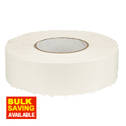 Double-Sided Rough Surface Joint Tape Neutral 50mm x 50m