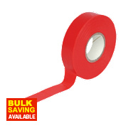 Insulating Tape Red 19mm x 33m