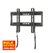 Secura LCD / Plasma / LED Wall Mount Low Profile Fixed 22-37""