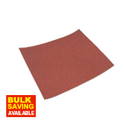Titan Sanding Sheets 230 x 280mm 120 Grit Pack of 10