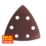 Sandpaper Triangles 120 Grit Pack of 10
