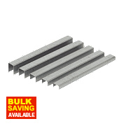 Tacwise Heavy Duty Staples Pack Galvanised 4400 Pcs