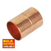 Yorkshire Endex Straight Coupling NS1 22mm Pack of 10