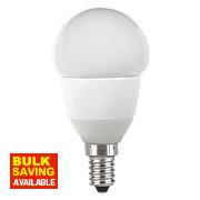 LAP Golf Ball Coated LED Lamp White SES 6W