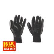 Honeywell Nitrifit Gloves Black Large