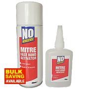 No Nonsense Mitre Adhesive Trade Pack 400ml