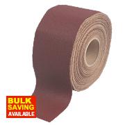 Flexovit Pro E-Weight Aluminium Oxide Abrasive Roll 115mm x 50m 60 Grit