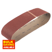 Cloth Sanding Belt Unpunched 100 x 915mm 80 Grit