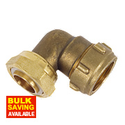 Conex Bent Tap Connector 403 22mm x ¾""
