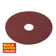 Alox Fibre Disc 115mm 60 Grit Pack of 10