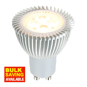 LAP LED Lamp GU10 Warm White 320Lm 606Cd 5W