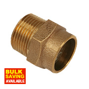 Yorkshire Solder Ring Male Coupler YP3 28mm x 1""