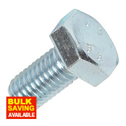 Easyfix BZP Set Screws M10 x 20mm Pack of 100