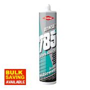 Dow Corning 785 Sanitary Sealant Clear 310ml