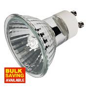 Halolite GU10 Halogen Lamp GU10 400Lm 50W Pk5