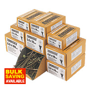 TurboGold Woodscrews Trade Pack Double-Self-Countersunk 1400Pcs