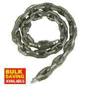 Master Lock Hardened Steel Security Chain 1.5m x 10mm