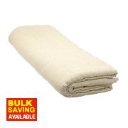 Heavy Duty Cotton Twill Dust Sheet 24