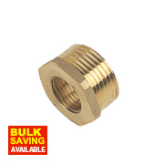 "Brass Bush 1"" x ½"""