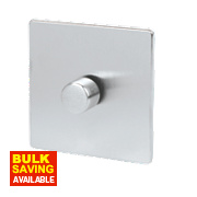 LAP 1-Gang 2-Way Dimmer Switch Mains/Low Voltage 400W