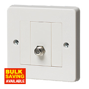 Crabtree Satellite Socket