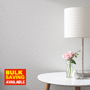 Super Fresco Paintables Paintable Stipple Wallpaper 520mm x 10m Roll