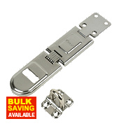 Master Lock Hasp & Staple for Angles 160mm