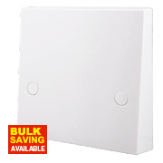 British General 45A Cooker Connection Unit White