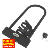 Squire Steel Challenger Sold Secure D-Lock 260 x 105mm