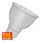 Osram GU10 LED Lamp - Dimmable Warm White 350Lm 850Cd 5.3W