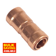 Conex Cuprofit Straight Couplers 10mm