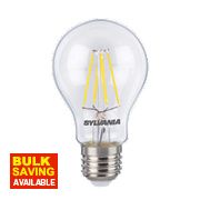 Sylvania GLS LED Lamp Clear ES 4W