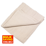 No Nonsense Cotton Twill Dust Sheet 24