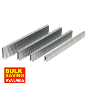 Tacwise Staples Selection Pack Galvanised 2800 Pcs