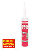 Unibond Silicone Frame Sealant Brown 300ml