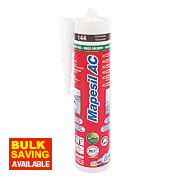 Mapei Mapesil AC 144 Solvent-Free Silicone Chocolate 310ml