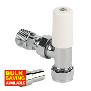 Pegler Terrier Push-Fit Lockshield Valves 15mm