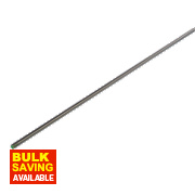 A2 Stainless Steel Threaded Rods M12 x 1000mm Pack of 5